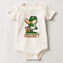 (A)Cricket Shirt