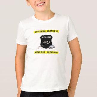 A Crime Scene T-Shirt
