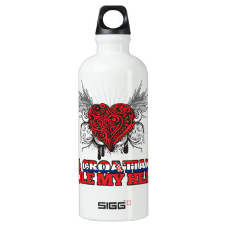 A Croatian Stole my Heart SIGG Traveler 0.6L Water Bottle
