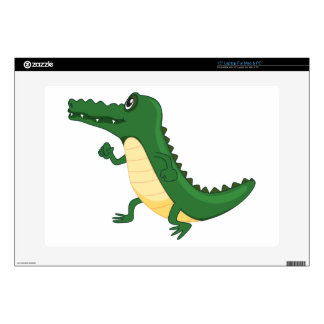 """a crocodile skins for 15"""" laptops"""