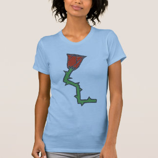A Crooked Rose T Shirt