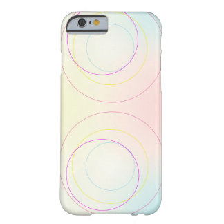 A Crop of Circles Barely There iPhone 6 Case