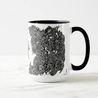A Cross-section of A Whimsical Thought II Mug