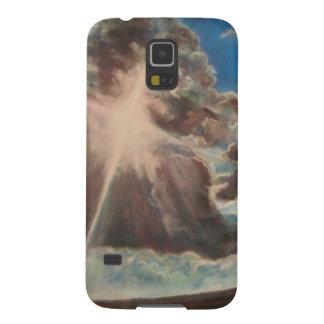 A Cross the Sky Galaxy S5 Case