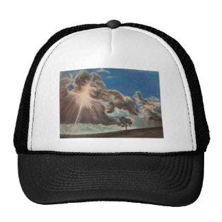 A Cross the Sky Trucker Hat