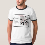A Crossword for Dad T-shirt