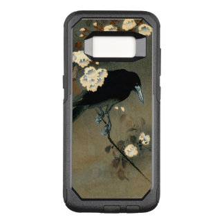 A Crow and Blossom by Ohara Koson Vintage OtterBox Commuter Samsung Galaxy S8 Case