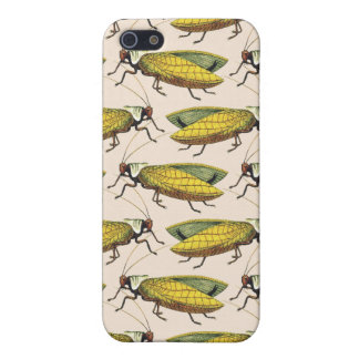A Crowd of Katydids Case For iPhone SE/5/5s