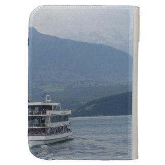 A cruise ship on Lake Thun Kindle Covers