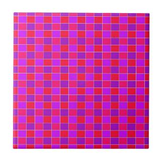 a cuadros azulejo cuadrado pequeño