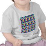 A cuadros camisetas