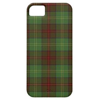 A cuadros rojo y verde funda para iPhone SE/5/5s