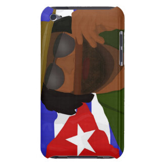 A Cuban lifestyle iPod Touch Case
