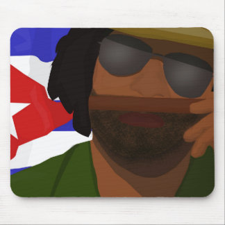 A Cuban lifestyle Mouse Pad
