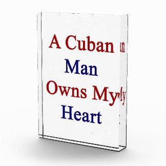 A Cuban Man Owns My Heart Awards