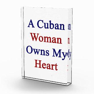 A Cuban Woman Owns My Heart Awards