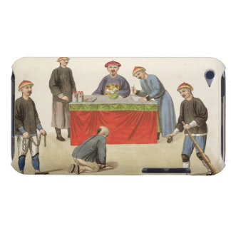A Culprit before a Magistrate, plate 1 from 'The P iPod Touch Case
