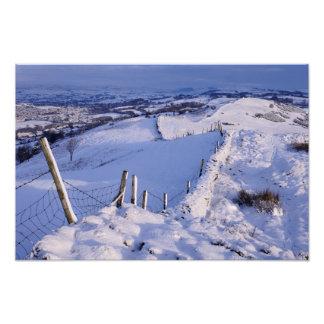 A Cumbrian winter landscape Art Photo