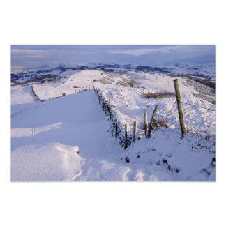 A Cumbrian winter landscape Photograph