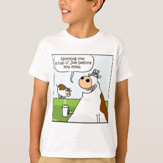 A Cup O' Joe T-Shirt