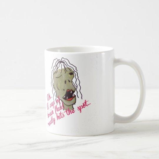 A Cup of Brain Fluid