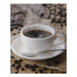 A cup of coffee posters