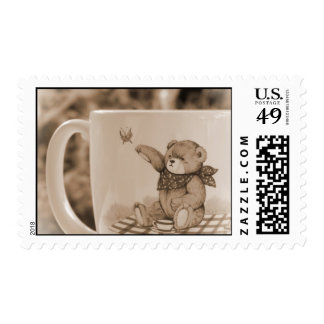 A Cup Of Memories Postage