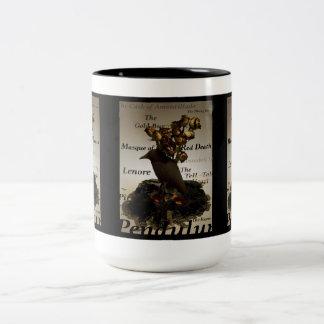 A Cup Of Poe Coffee Mugs