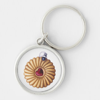 A Cup Of Tea & A Slice Of Bake® - Jammy Thing Keychain