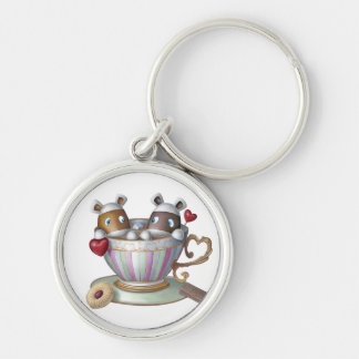 A Cup Of Tea & A Slice Of Bake® - My Cup Of Tea Keychain
