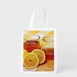 A Cup Of Tea Reusable Grocery Bag