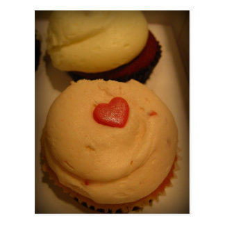 A Cupcake for Your Cupcake Post Cards