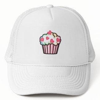 A Cupcake Love hat