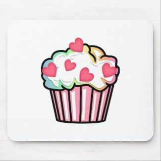 A Cupcake Love mousepad
