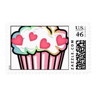 A Cupcake Love stamp