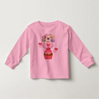 A Cupcake Puppy Valentines T Shirt