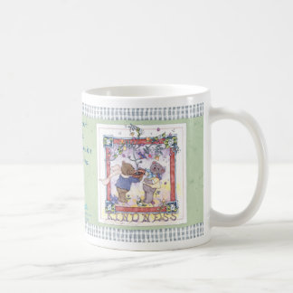 A Cupful of Kindness Coffee Mugs