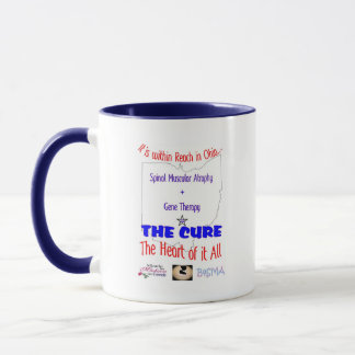 A Cure is within Reach Mug