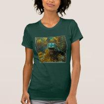 A Curious Harbor Seal Kelp Forest | Santa Barbara T-Shirt