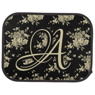 """A"" Custom Car Mats Full Set (set of 4)"