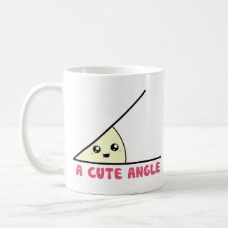 A Cute Acute Angle Coffee Mug