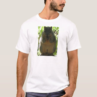 A cute, adorable squirrel picture T-Shirt