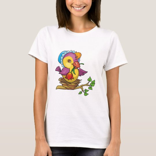 A cute Birdie for Easter T-Shirt