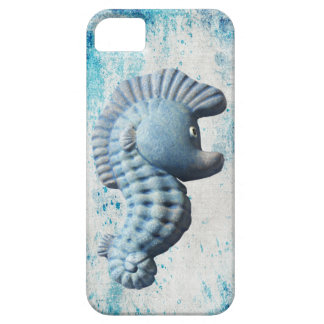 A Cute Funny Whimsical Seahorse iPhone SE/5/5s Case