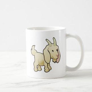 A cute goat farm animal mugs