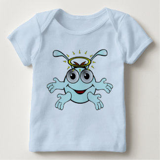 A cute little monster for baby - baby T-Shirt