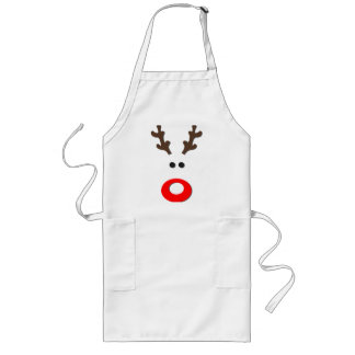 A Cute Rudolph - Christmas Apron