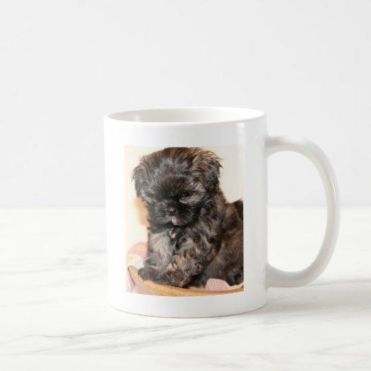 A Cute Shih Tzu Pup makes this product adorable Coffee Mug