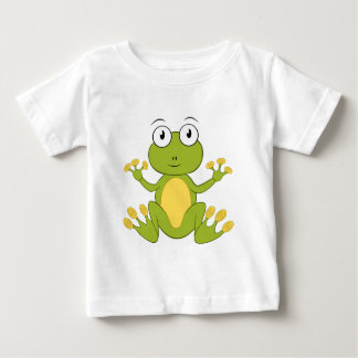 A cute small frog for baby - baby T-Shirt