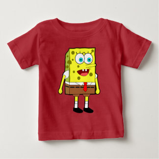A cute small robot for baby - baby T-Shirt